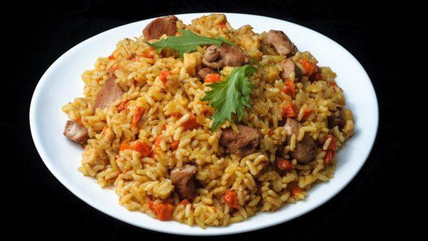 arroz a la americana