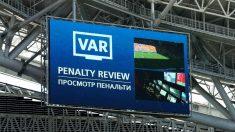 El VAR fue un éxito en el Mundial de Rusia 2018. (Getty)