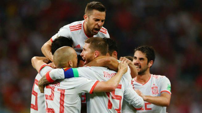 """El vestuario de España: """"No todos los partidos vamos a tener a Cristiano delante"""""""