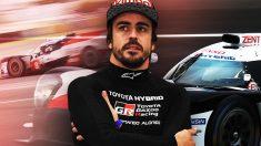 Fernando Alonso gana las 24 horas de Le Mans.