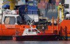 El Aquarius, a su llegada al Puerto de Valencia el pasado junio.
