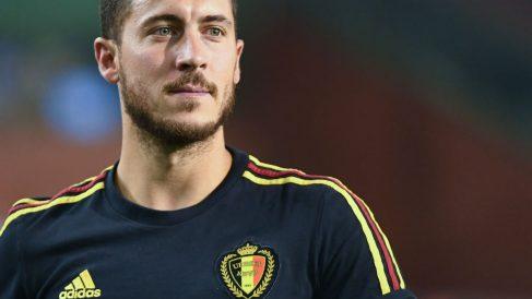 Mercado de fichajes: Hazard espera al Real Madrid (AFP)