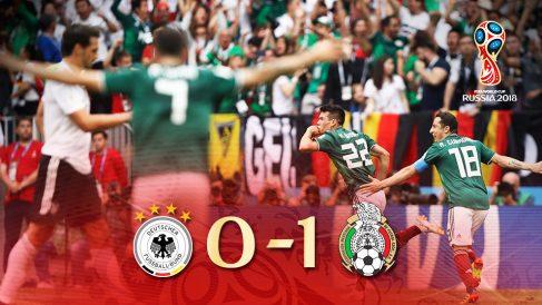 Alemania – México   Mundial 2018