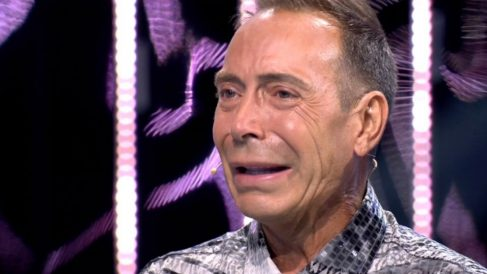 Maestro Joao rompe a llorar cuando habla de Luismi en 'Supervivientes 2018'