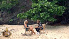 Sergio y Raquel se perdonan en 'Supervivientes 2018'