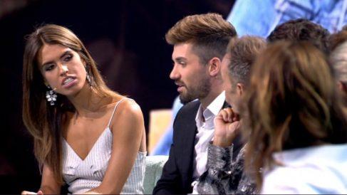 Sofía, ganadora y protagonista de la última gala de 'Supervivientes 2018'