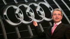 El presidente de Audi, Rupert Stadler (Foto: GETTY).