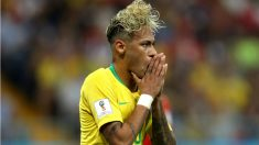 Neymar, en el centro de las críticas tras el tropiezo de Brasil. (Getty)
