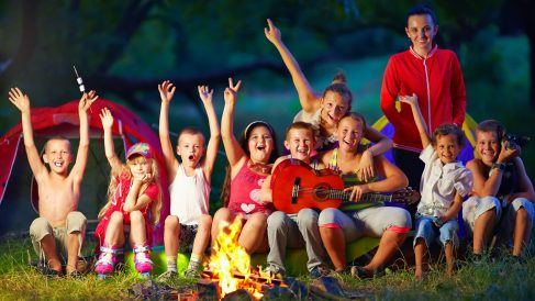 Campamentos de verano (Foto. Istock)