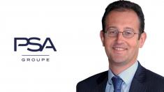 Philippe de Rovira, Grupo PSA