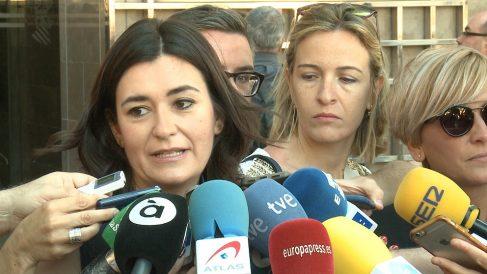 Carmen Montón, ministra de Sanidad. (EP)