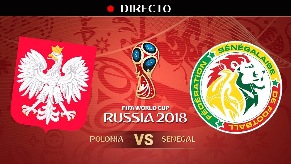 Mundial 2018: Polonia – Senegal   Mundial de Rusia en directo