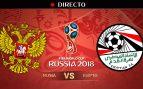 Rusia Egipto