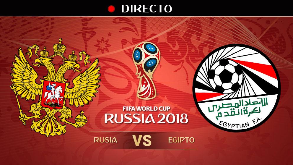 Mundial 2018: Rusia – Egipto   Mundial de Rusia en directo