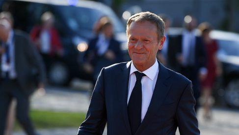 Donald Tusk, presidente del Consejo Europeo. (AFP)