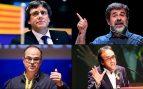 Puigdemont, Sànchez, Rull y Turull exigen un plus de desplazamiento pese a estar en la cárcel o fugados