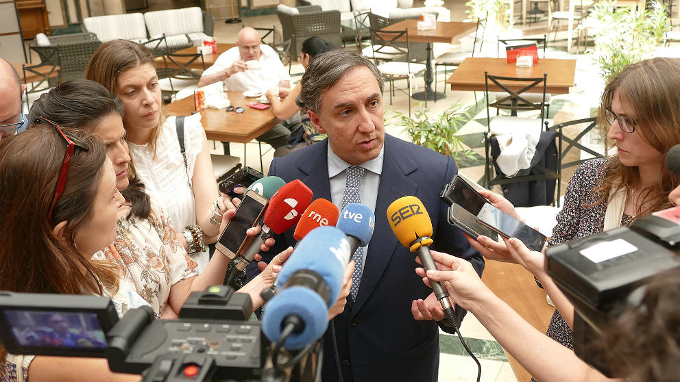 José Ramón García-Hernández, diputado del PP y precandidato al Congreso. (EP)