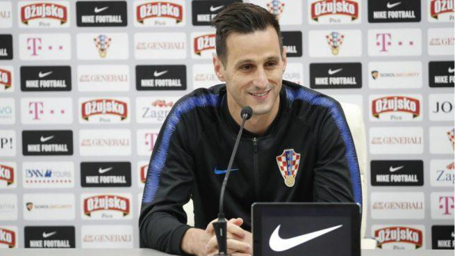 El seleccionador de Croacia expulsa a Kalinic por negarse a jugar
