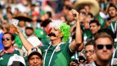 México dio la sorpresa en la primera jornada tras vencer a Alemania, la actual campeona. (Getty)