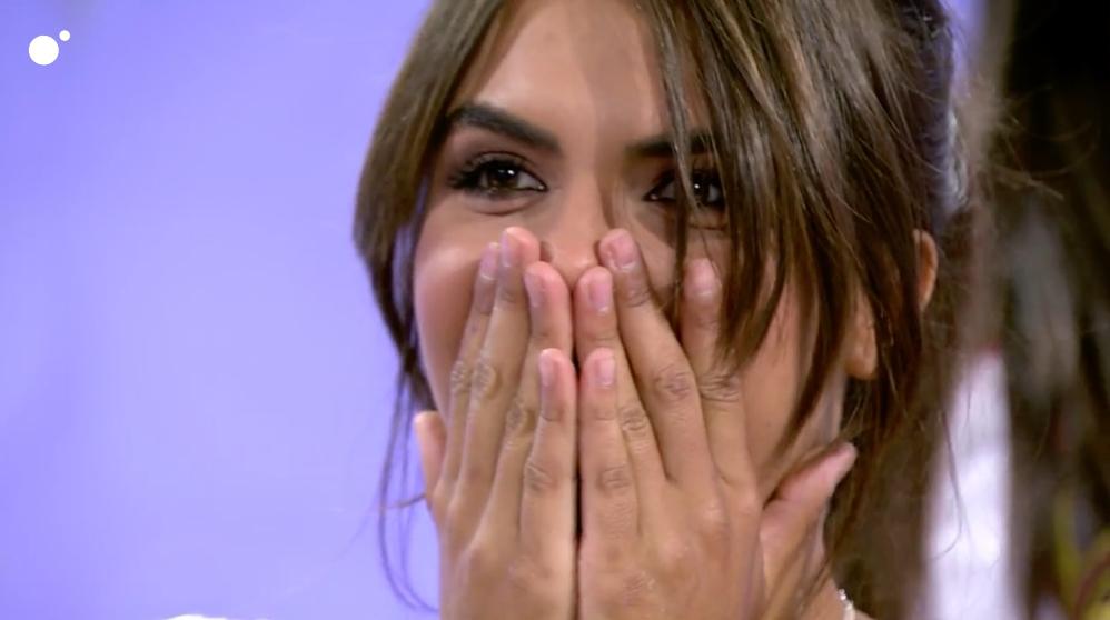 Sofía nueva consejera del amor en 'MYHYV'. (Foto: Cuatro)