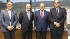 Nuevo convenio de colaboración  entre la Fundación A.M.A. y el Colegio Nacional de Ópticos-Optometristas