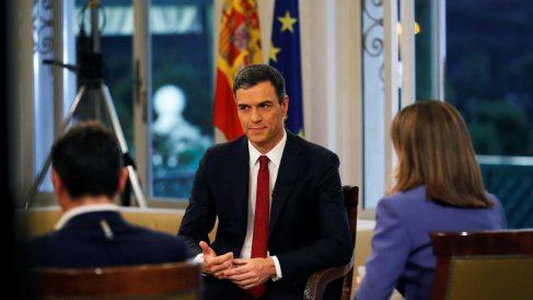 Pedro Sánchez. (Foto: EFE)