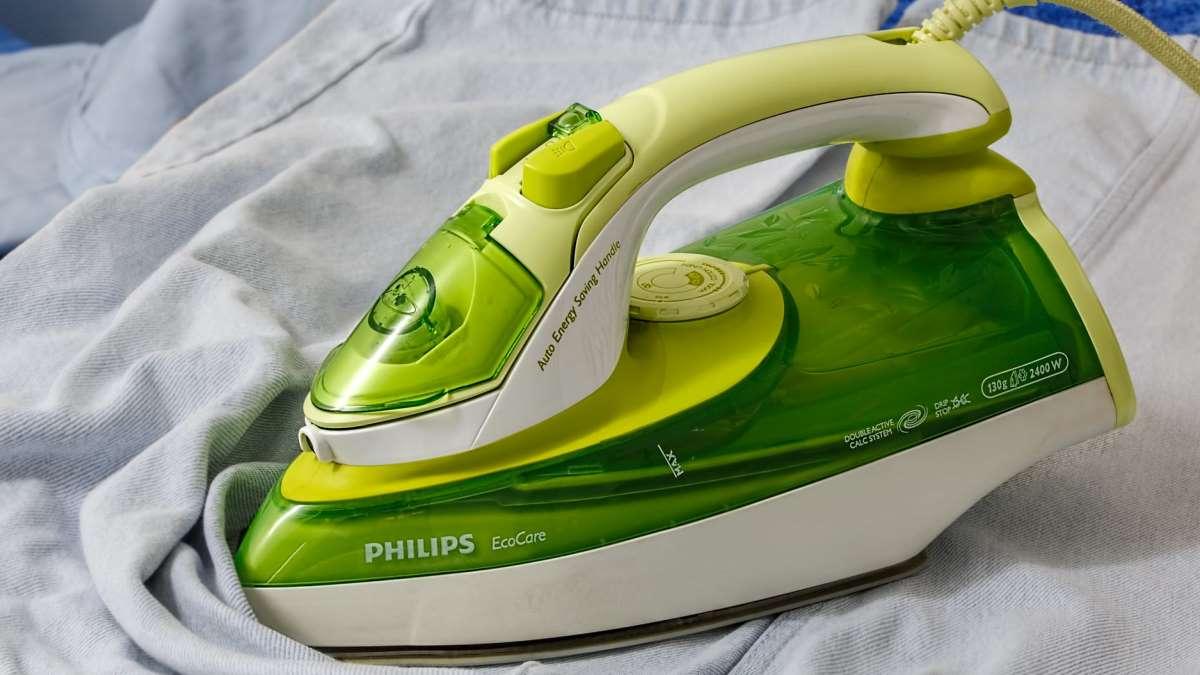 El planchado es una de las tareas del hogar que menos gustan