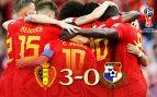 Mundial 2018: Bélgica abre en canal a Panamá (3-0)