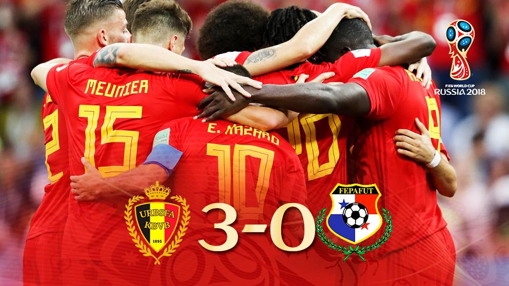 Bélgica-Panamá | Mundial 2018