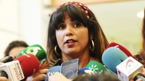 Teresa Rodríguez. (Foto. Flickr)
