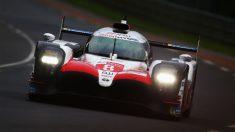 La vigésima participación de Toyota en las 24 horas de Le Mans se ha traducido por fin en el triunfo que los japoneses llevaban mucho tiempo esperando. (Getty)