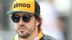 Fernando Alonso finalizó el GP de Francia en última posición. (Getty)