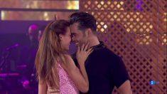 Bustamante y Yana han vuelto a causar sensación en 'Bailando con las estrellas'