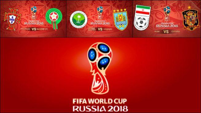 Calendario Mundial 2018: Horario de los partidos de hoy, miércoles 20 de junio