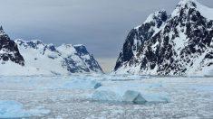 Calentamiento global: el hielo antártico se derrite a gran velocidad
