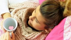 fosas nasales inflamables
