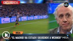 Werner es uno de los grandes intereses del Real Madrid en este Mundial.