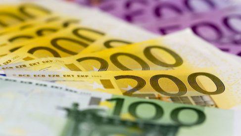 Billetes de euro (Foto: iStock)