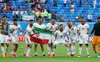 España – Irán: Nike deja descalzos a los jugadores de Irán por culpa de Trump