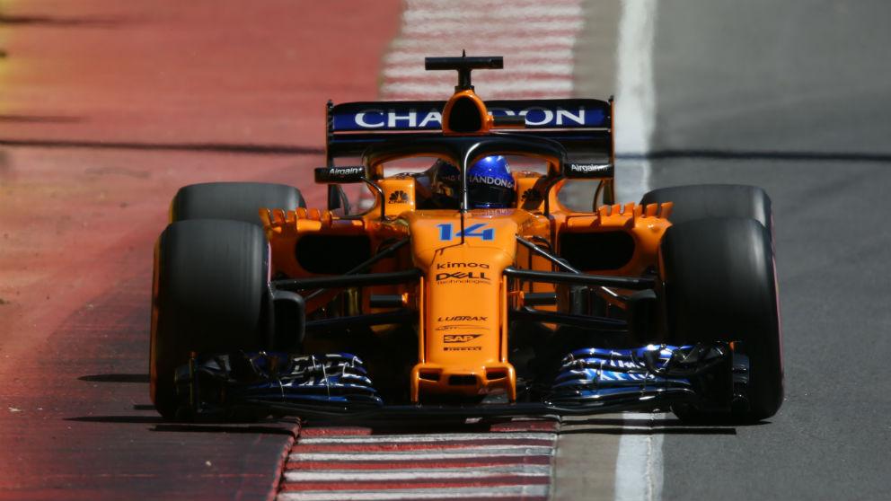 McLaren está valorando muy seriamente el desembarco en la IndyCar de cara a la temporada que viene, donde podría asociarse con Honda como motorista retomando una relación que se rompió en 2017 por el mal rendimiento del propulsor japonés. (Getty)