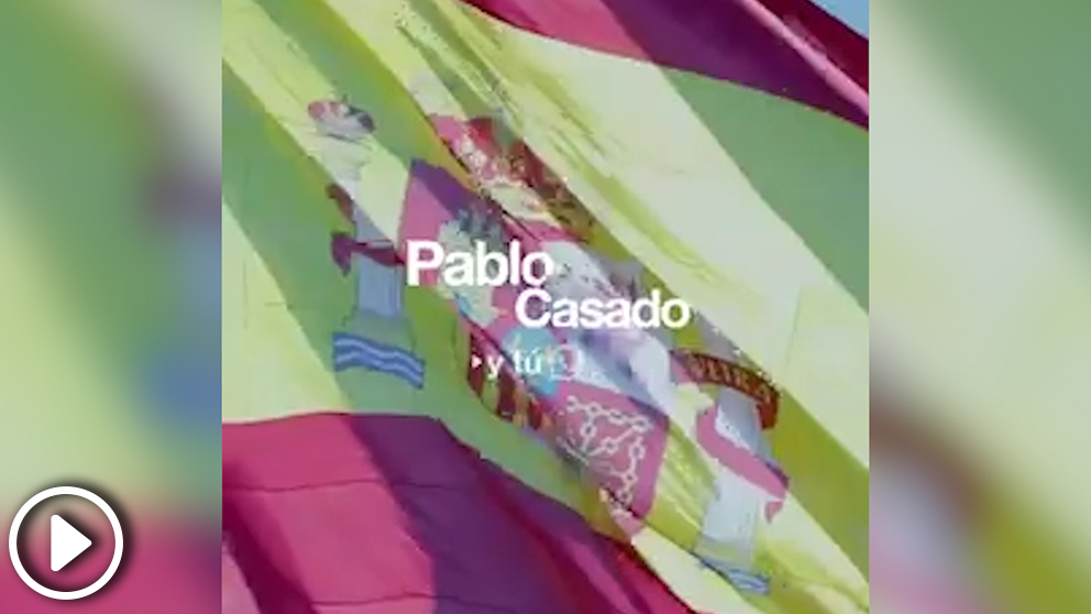 Vídeo de candidatura de Pablo Casado.