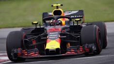 Red Bull se ha decantado finalmente por usar desde 2019 motores Honda, dejando de lado una relación con Renault que duraba desde el año 2007. (Getty)