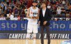 Rudy se lleva el MVP de la final y confirma que se queda en el Real Madrid