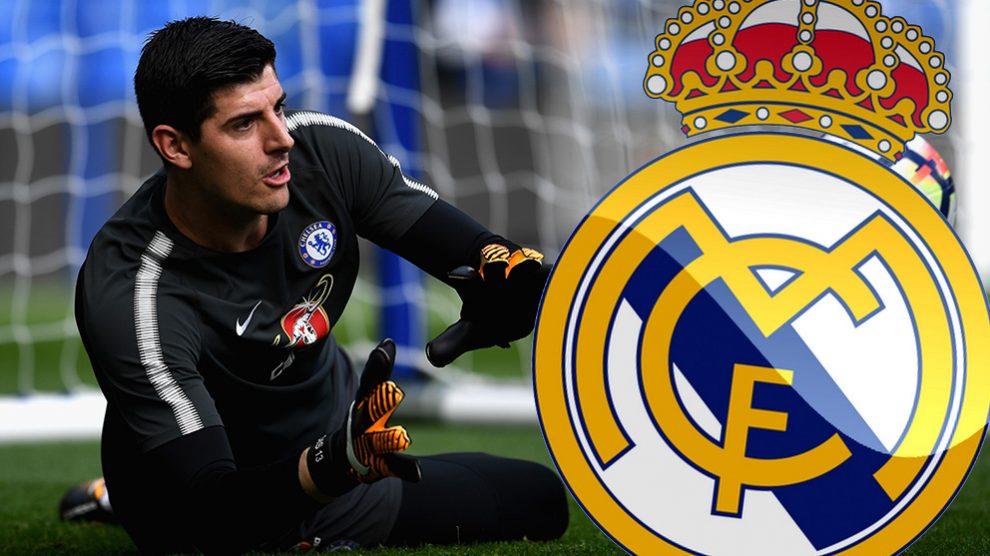 Los agentes de Courtois le han vuelto a ofrecer al Real Madrid. | Fichajes Real Madrid