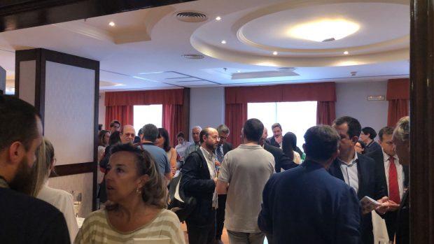 Jaume Vives y Tomas Guasch presentan la Asamblea Nacional de Tabarnia