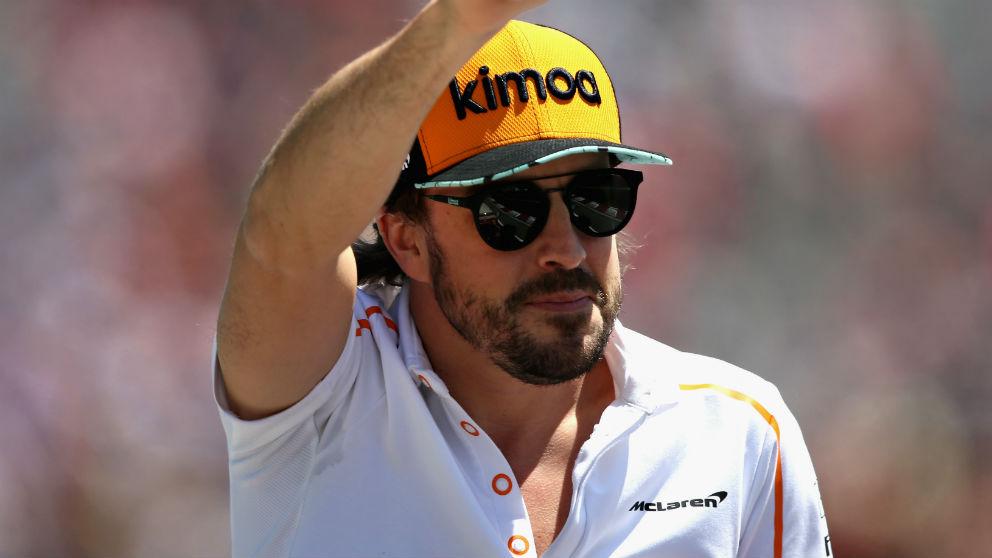 Fernando Alonso ha dejado claro que en 2021 ya no estará en la Fórmula 1. (Getty)
