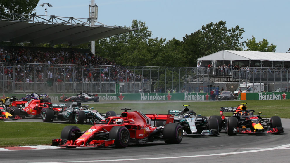 El mundial de Fórmula 1 regresa este fin de semana a Francia tras diez años de ausencia, aunque en esta ocasión lo hará sobre el trazado de Paul Ricard y no en el de Magny Cours. (Getty)