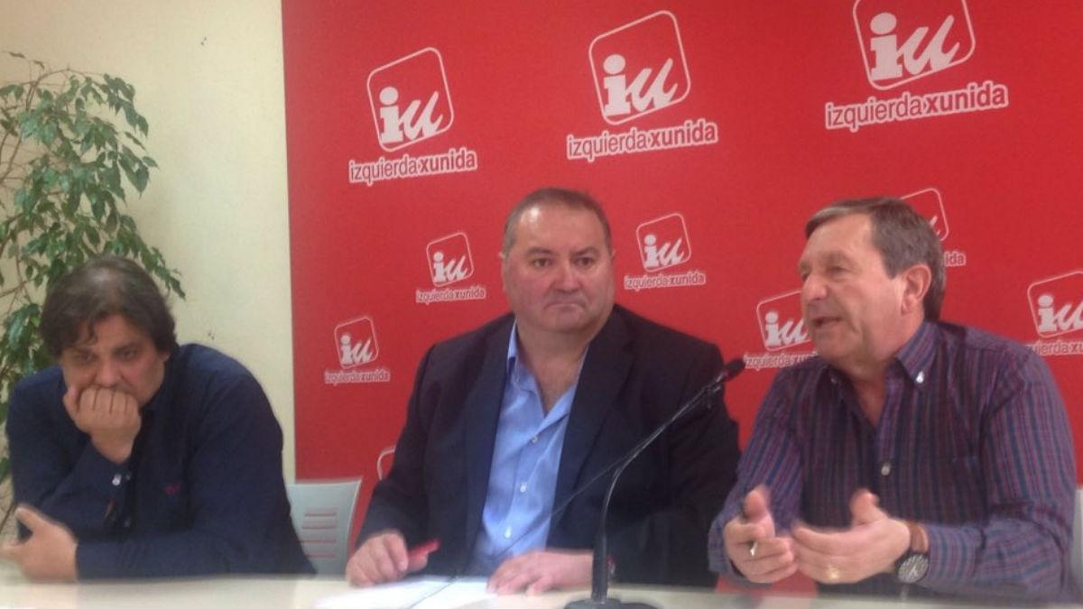 IU Asturias votará la confluencia con Podemos (RRSS).