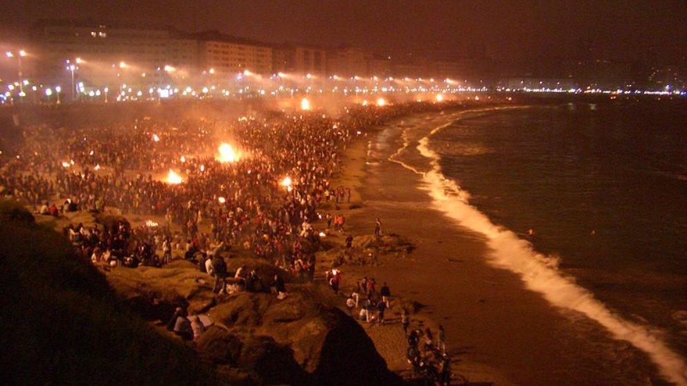 Las mejores playas de espa a para vivir la noche de san - Mejor sitio para vivir en espana ...