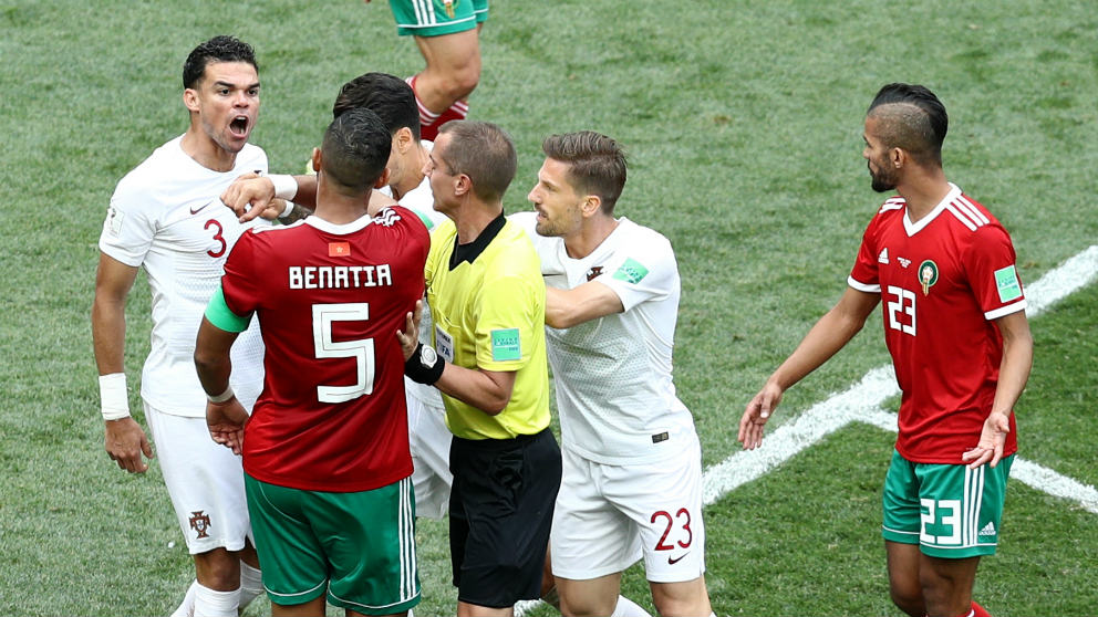 Lineker vuelve a cargar contra Pepe. (Getty)